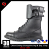Genunine Leather Military Boots With Two