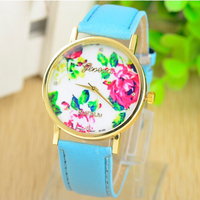 Shenzhen fashion high quality geneva watches china