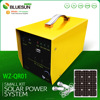 Bluesun new product nice price Lighting use 15w small power solar power system portable for Eaby/Amazon selling