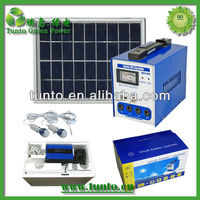 Hot Selling 6W4Ah home solar energy kit, home solar kit, solar kit