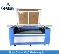 hot sale co2 double heads laser engraving cutting machine FSL1280