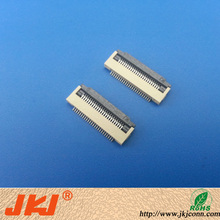 0.5mm 0.8mm 1.0mm 1.25mm Pitch 18pin Zif FFC FPC Connector,ffc cable connector