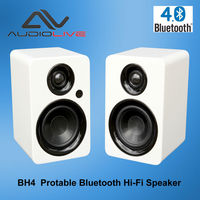 "Portable Bluetooth BH4 4"" Hi-Fi Speaker"