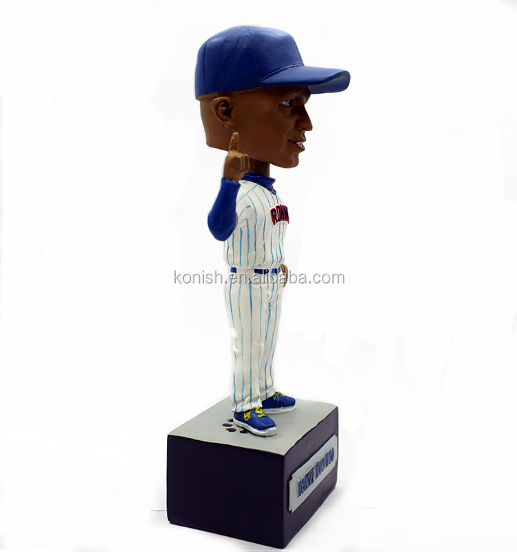 Wholesale China Factory Manufacture Own Custom Design Polyresin Bobblehead