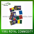Cheap National Flag Color Sport Fans Paint Card