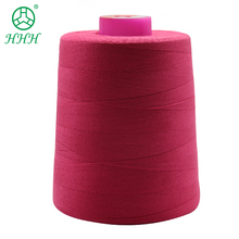 Guangzhou Sewing Cones <strong>Yarn</strong> Factory <strong>Polyester</strong> Textured Drawn <strong>Spun</strong> Filament <strong>Yarn</strong>