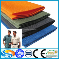 kinds of fabric used for wokwear