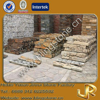 Natural stone decorative house exterior wall stone