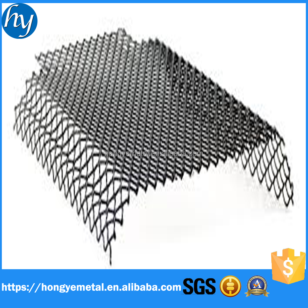 Rack Shop Fittings For Online Store/Perforated Mesh Type and Requirement Weave Style Facade Expanded Metal Mesh