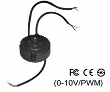 EUR-096S350DT Inventronics 96Watt 100W IP65 245-3500mA 24V 36V Constant Current Dimmable Round LED Driver