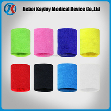 online shopping usa Logo customized high-grade cotton arm sweatband