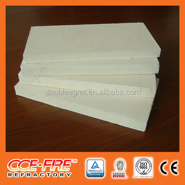 CCE FIRE Waterproof Thermal Insulation Non Asbestos Calcium Silicate Boards