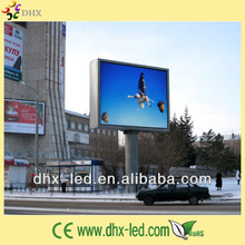 p10 outdoor round led display