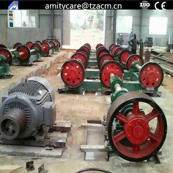 300-1200mm spun pile spinning machine
