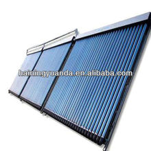 EN12975 And SRCC Certificated Exquisite Solar Collector (20Tube) in in Estonia