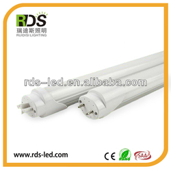 T8 18w 220v G13 driver led tube dimmable