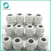 Waterproof IP68 UL Approvaled PG16 junction box cable gland