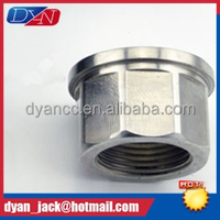 PN10-PN16 Thread-Connection pvc pipe fittings with rubber joint Oil resistant