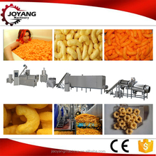 Electric Puffed corn rice making machine extruder