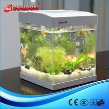 sunsun mini acrylic tube aquarium