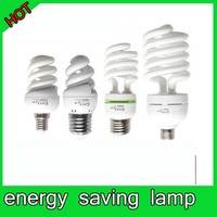 China supplier energy Saving lamp CFL lamp Half spiral Light CE Light Powerful Bulb