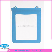 New PVC Waterproof Tablet Pouch Diving Case Underwater Bag for tablet pc