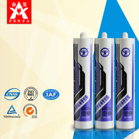 Clear silicone water proof sealant supplier CWS-648
