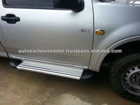 side step for single cab vehicle