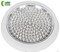 Round led recessed ceiling light for kitchen 9W