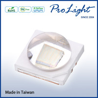 Deep UV 365nm 1W High Power 3535 LED curling
