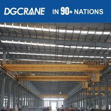 Industrial Use 75 Mg Model Frame Type Double Beam Gantry Crane Prices For Heavy Load Lifting