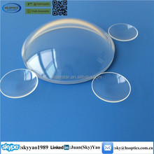 Vandal proof cctv lens cover for camera and monitoring lens manufactur