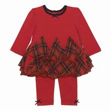 wholesale children clothing fall winter kids boutique outfit