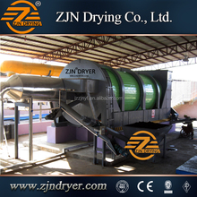 drying distillers grain with RHR 3 level multi loop DDGS dryer machine