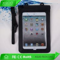 New products 2014 for ipad waterproof bag,PVC waterproof bag for ipad 3