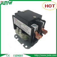 Wenzhou factory CJX9 Series 2 pole contactor long life air conditioning ac contactor