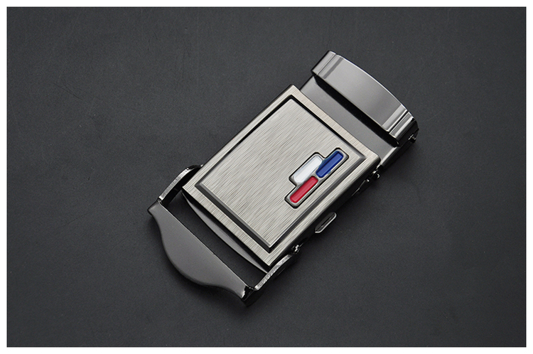 40 mm enamel inlaid wholesale custom metal material belt military belt buckle