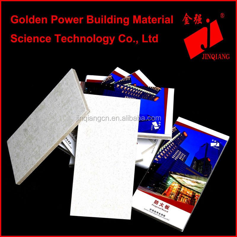Calcium silicate board partition wall panel