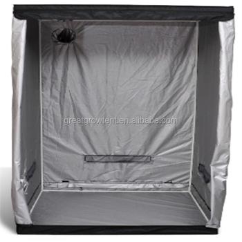 140x140x200cm 100% lightproof reflective mylar grow tent & 140x140x200cm 100% lightproof reflective mylar grow tent View ...