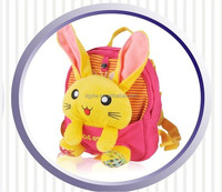 2015 New Cute Animal Anti-Lost Backpack for kids