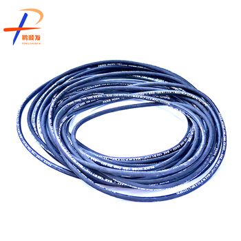 PSF-high pressure rubber hose with steel wire braided
