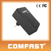COMFAST CF-WP200M 200Mbps Powerline network adpater homeplug powerline AV adapter wallmount and passthrough