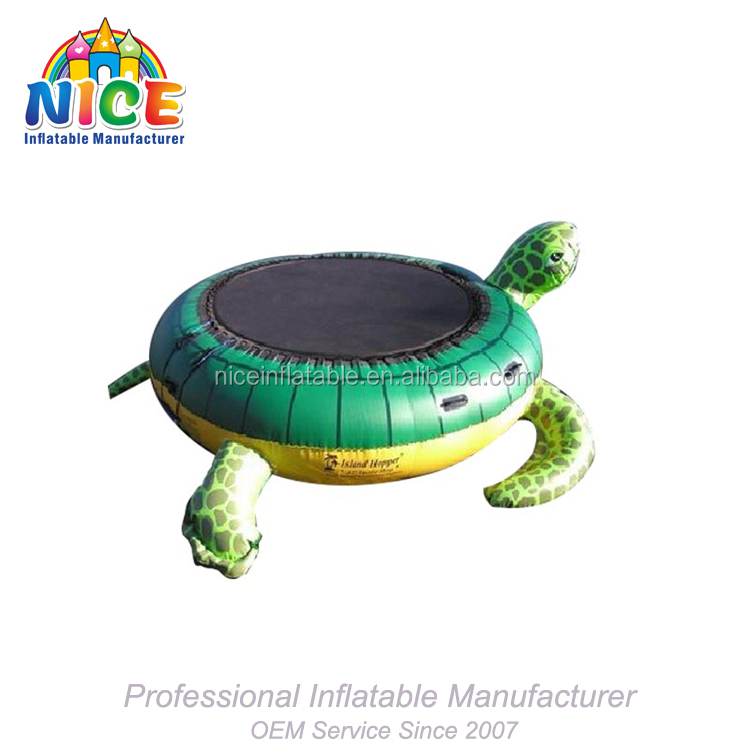 2018 nice inflatable manufacturer safe inflatable water sport games for kids