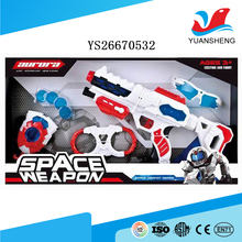 eco-friendly kids play weapon toys laser game set real gun sale for oem