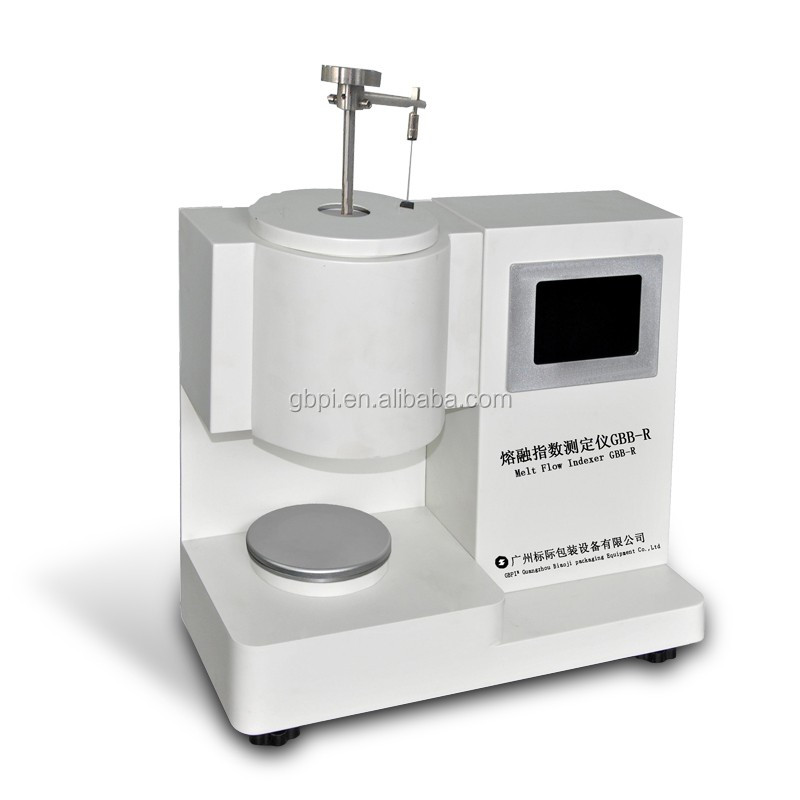 GBB-R Melt Flow Index Test Device