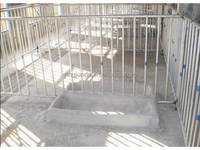 Pig fattening crate pig cage