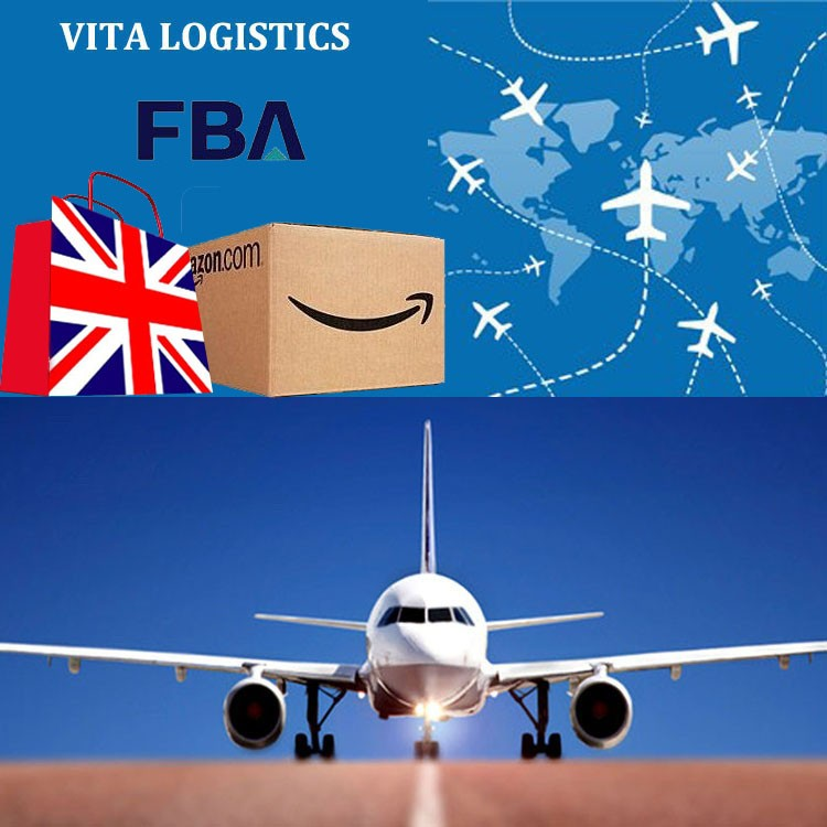 Cheapest FBA Amazon Shipping Air freight from China to UK