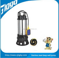 V2200F electricl Pump Theory and Standard Standard or Nonstandard submersible sewage cutter pump