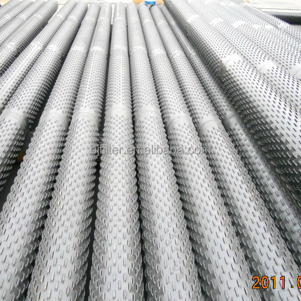 Anti-corrosion Bridge Slot Pipe / Carbon Ssaw Steel Pipe / Ssaw Steel Pipe