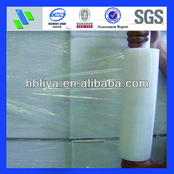 Custom stretch film/ pallet xxl wrap stretch film for wrapping
